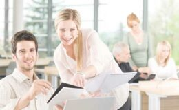 sales training classroom executive search