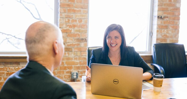 executive search how to stand out in an interview